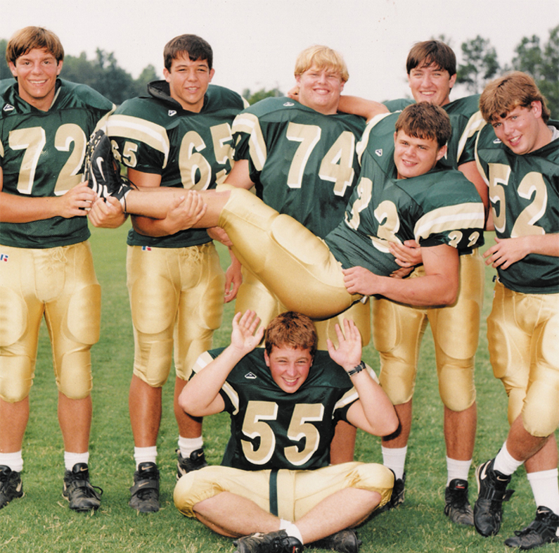 1999 Offensive Line